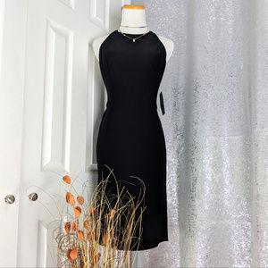 🆕LAUREN Ralph Lauren Cocktail dress black Sz 6
